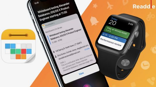 Readdle's Calendars 5 iOS app update arrives with Apple Watch app and Siri Shortcuts