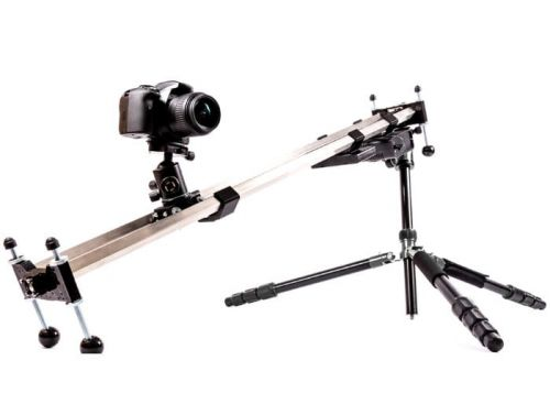 Smartphone Controlled Portable Camera Slider System