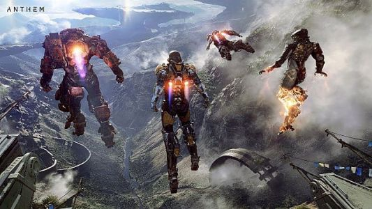 EA Responds Following Reports Of Anthem Crashing Consoles