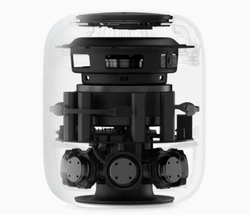 Teardown Reveals The HomePod Costs An Estimated $216 To Make