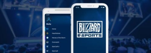Blizzard Launches eSports App That Helps You Track Competitions