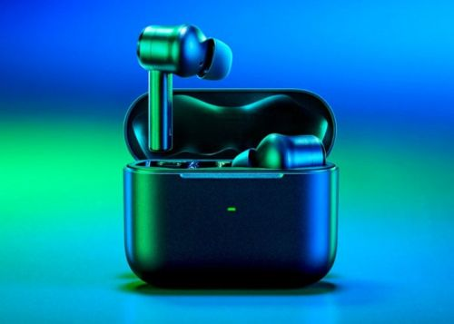 Razer Hammerhead True Wireless Pro earbuds $200