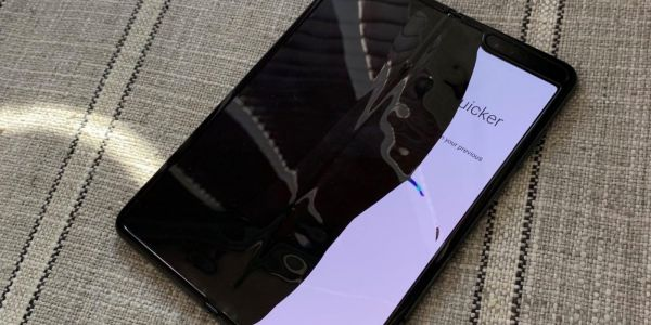 Galaxy Fold reportedly not arriving in July, 'nothing has progressed' since April