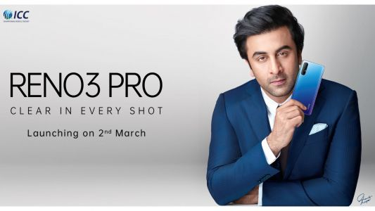 Oppo Reno3 Pro confirmed to launch on March 2 in India