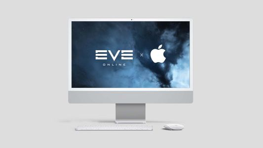 The best space MMO ever can now be played on Macs