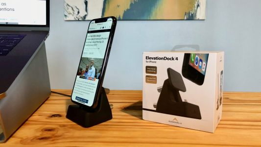 Review: ElevationDock 4 lives up to its self claimed title of 'the best dock for iPhone'