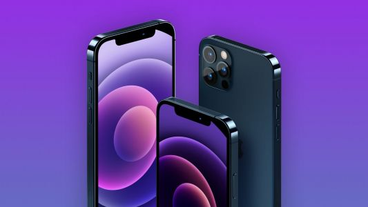 Download the new purple iPhone 12 wallpaper for your devices right here