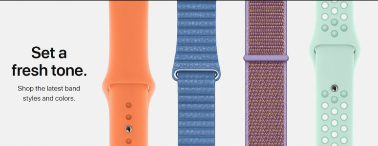 Apple Took a Break From Hardware Today, Releasing New Spring Watch Straps and iPhone Cases