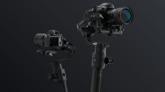 DJI's new Ronin-S promises to deliver silky smooth, shake-free video