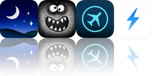 Today's Apps Gone Free: Star Rover HD, Bad Hungry Monster, My Pairing and More
