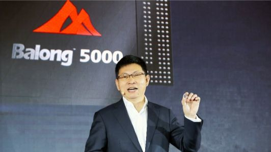 Huawei shows its 5G arsenal with the multi-mode Balong 5000 chipset