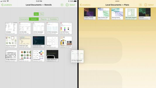 OmniFocus, OmniPlan, and OmniGraffle updated for iOS 11 w/ drag and drop, Files app support, more