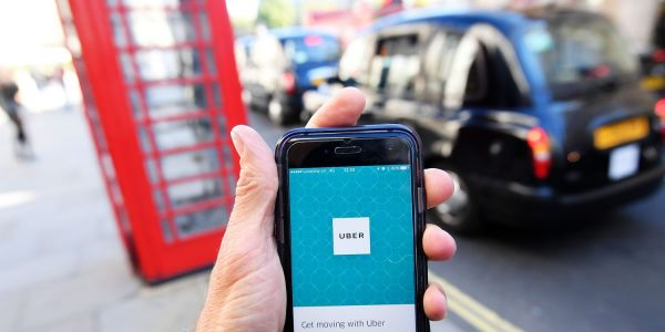Uber tries three-pronged response to loss of London licence