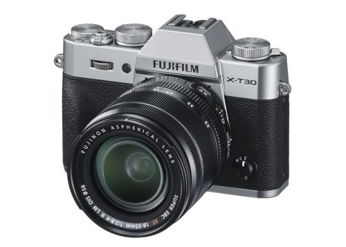 Fujifilm X-T30 camera offers a smaller, more affordable alternative to the X-T3