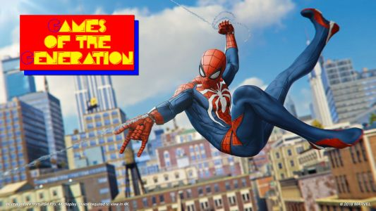Games of the Generation: The super-heroic choreographed chaos of Marvel's Spider-Man for PS4