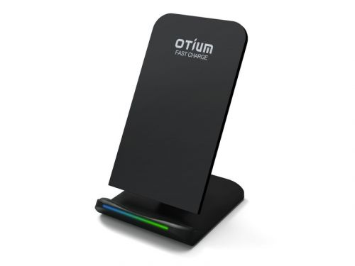 This Otium fast wireless charging dock is down to just $14
