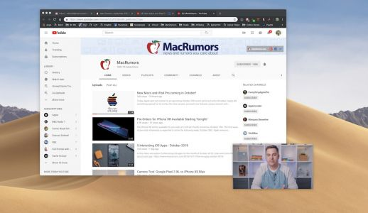 Chrome 70 Now Enables Picture-in-Picture by Default on macOS