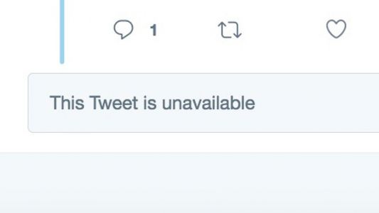 Twitter says it's adding more context to 'this tweet is unavailable' messages