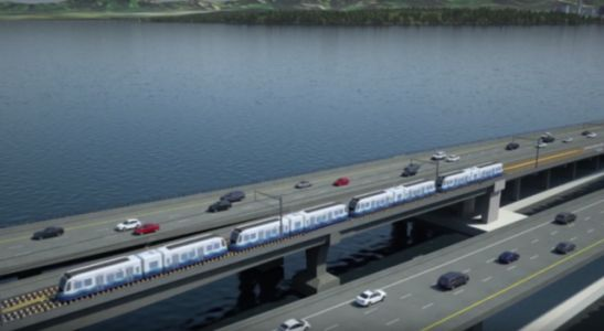 World's First Floating Passenger Train Being Built By Seattle
