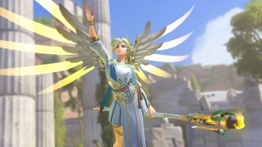 Overwatch's new update with Junkertown and the Mercy/D.Va changes is live