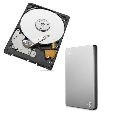 Save up to 25% on Seagate hard drives for one day only