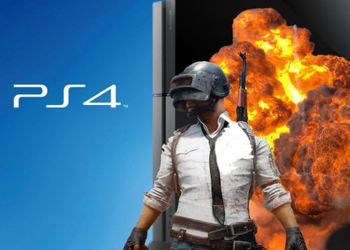 PUBG launches on PS4 next month