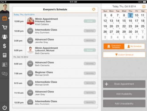 5 Slick iPad Reservation Apps To Manage Bookings On The Move