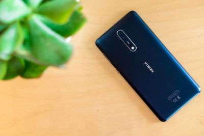 Nokia 8: An all-aluminum flagship with same-day Android security updates