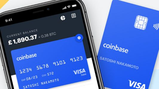 Coinbase launches cryptocurrency debit card