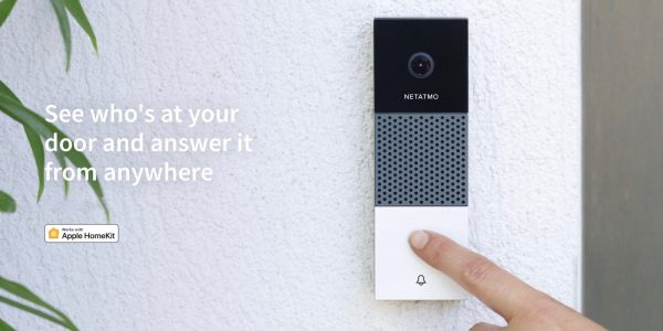(Update: Officially announced with full specs) Netatmo's upcoming HomeKit video doorbell features microSD card slot for no-cost recording, more