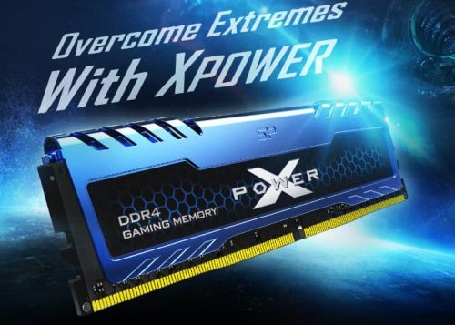 Silicon Power introduces XPower DDR4 Gaming RAM