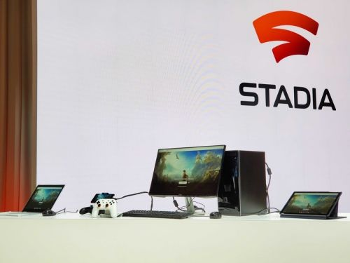 Google announces Stadia gaming platform at GDC 2019