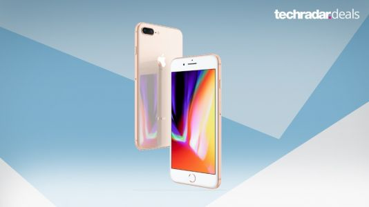 Get today's cheapest iPhone 8 deal with TR25IPH8 code: only £27 per month