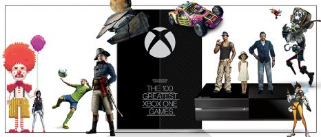 Out now in Australia: The 100 Greatest Xbox One Games
