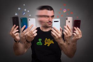 Is Huawei's Android loss a Samsung or Apple gain?