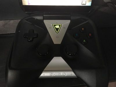 Unreleased NVIDIA Shield Portable 2 Appears In A Pawn Shop