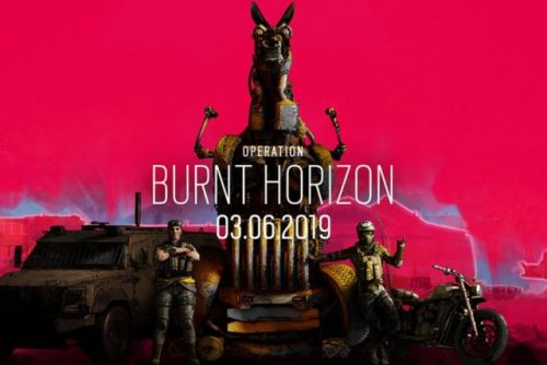 Rainbow Six Siege Operation Burnt Horizon Release Date Confirmed
