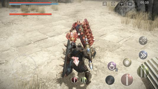 'Animus - Stand Alone' Review - The Dark Souls of Mobile