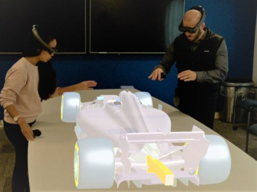 Onshape lets engineers collaborate on 3D designs with Magic Leap's AR glasses