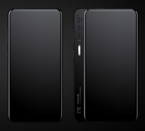 ZTE Axon S Is A 5G Slider Phone, Coming Soon: Leak