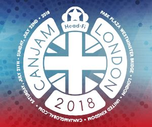 CanJam London 2018 CJL18 - UK's dedicated headphone event