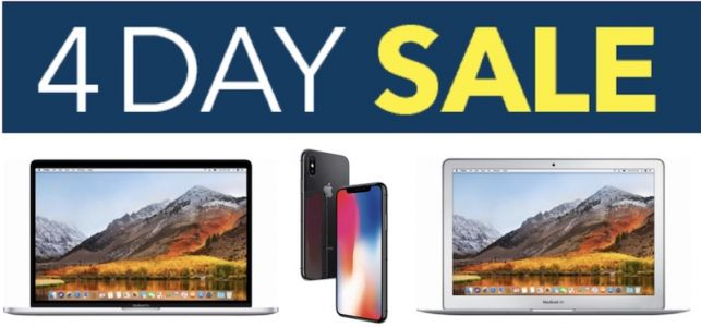 Best Buy 4-Day Sale: Save at Least $350 on MacBook Pro and $250 on MacBook Air