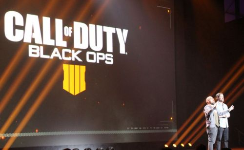 Call of Duty: Black Ops 4 world's first hands-on: Tight core, tons of questions