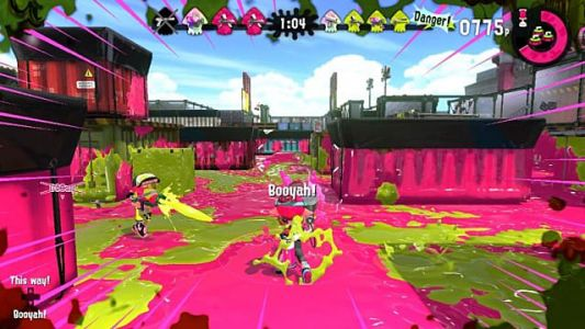 Splatoon 2 Getting Special Demo, Free Trial, and Digital Discount