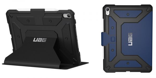 UAG launches Metropolis case for new iPad Pro with adjustable/detachable stand, military-grade protection, more
