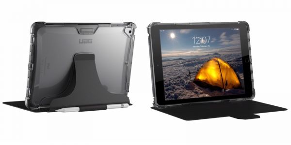 UAG launches translucent iPad case with adjustable stand, Apple Pencil holder, military-grade protection, more