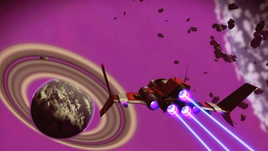 With NEXT update, No Man's Sky finally brings it all together