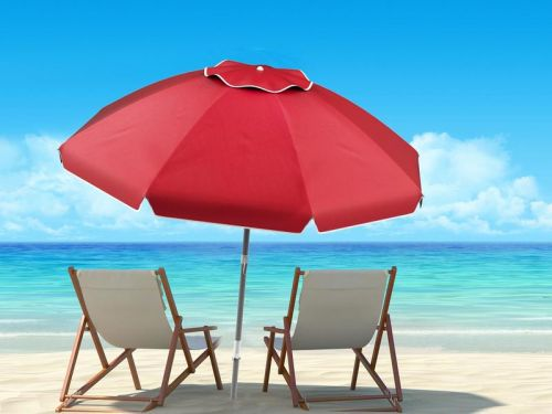 The best umbrellas to elevate your beach experience