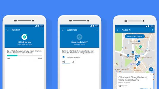 Android users can now limit how much data their friends use