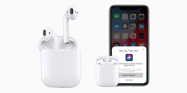 New Apple AirPods now available: H1 chip, wireless charging case, hands-free Hey Siri